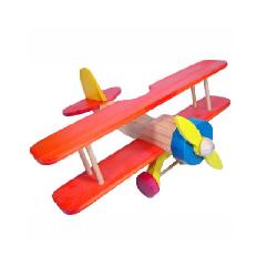 Avião Bi - Plano