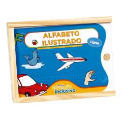 Alfabeto Ilustrado Libras