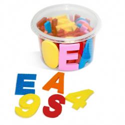 Alfabeto Móvel E.V.A.
