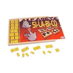 Alfabeto Silábico 359 peças