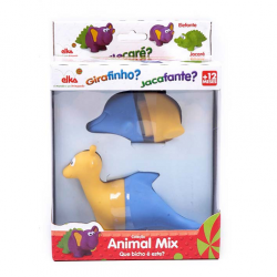 Animal Mix - Girafinho