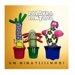 CD Palavra Cantada - Um Minutiiiinho