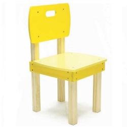 Cadeira Pinus Amarela