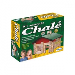 Kit Chalé 50 pçs