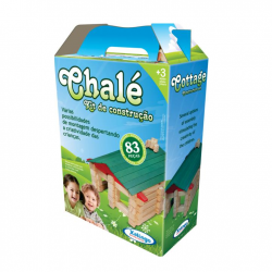 Kit Chalé 83 pçs