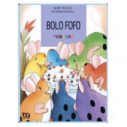 Livro Bolo Fofo