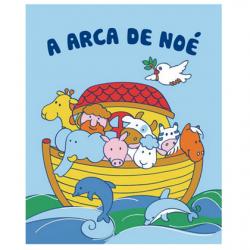 Livro de Pano-Pop Up - A Arca de Noé