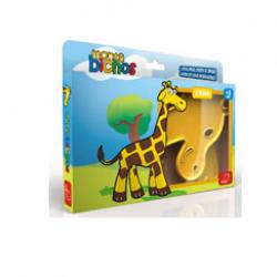 Monta Bichos - Girafa