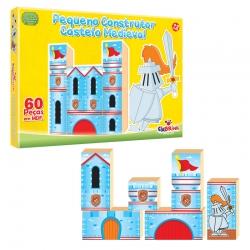 Pequeno Construtor Castelo Medieval
