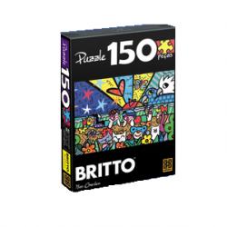 Puzzle Romero Britto