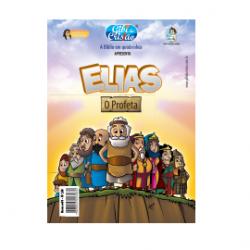 A Bíblia Em Quadrinhos - Elias, O Profeta
