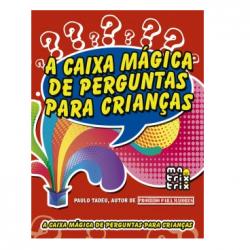 Caixa Mágica de Perguntas para Crianças