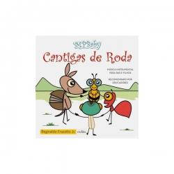 CD MPBaby - Cantigas de Roda