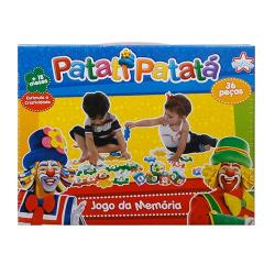Jogo da Memória Patati Patatá