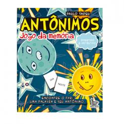 Jogo da Memória Antônimos