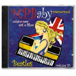 CD MPBaby - Beatles