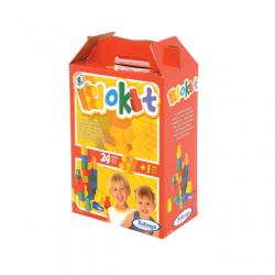 Blokit - Blocos de Montar 24 peças