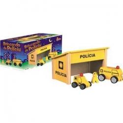 Brincando de Polícia