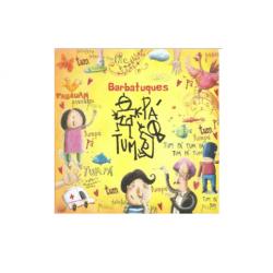 CD Barbatuques - Tum Pá