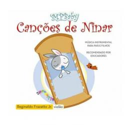 CD MPBaby Canções de Ninar