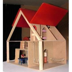 Casa de Boneca - Chalé
