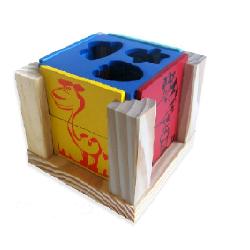 Cubo Forme Imagens