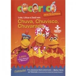 DVD Cocoricó Chuva, Chuvisco, Chuvarada