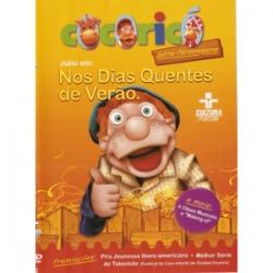 DVD Cocoricó Nos Dias Quentes de Verão