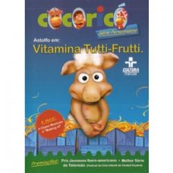 DVD Cocoricó Vitamina Tutti-Frutti