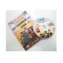 DVD Elias - A Ascensão Ao Céu