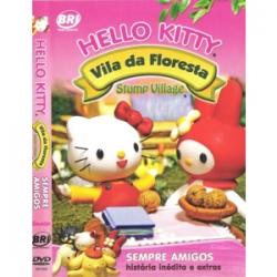 DVD Hello Kitty Sempre Amigos