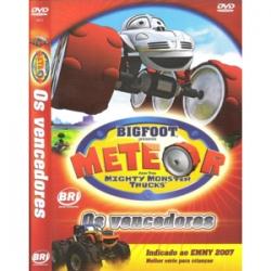 DVD Meteoro e Seus Amigos - Os Vencedores