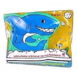 Livro Há um tubarão na minha banheira