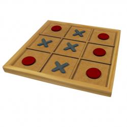 Jogo da Velha Braille