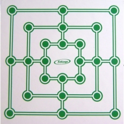 Jogo de Trilha em Sacola Plástica