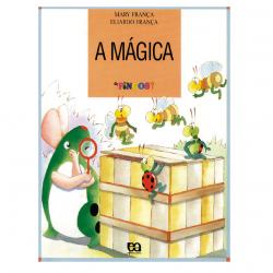 Livro A Mágica
