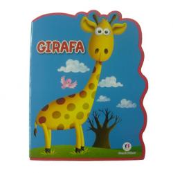 Livro Girafa EVA