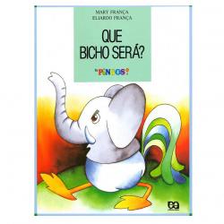 Livro Que Bicho Será?