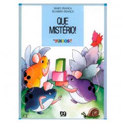 Livro Que Mistério!