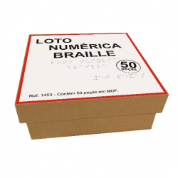 Loto Numérica Braille