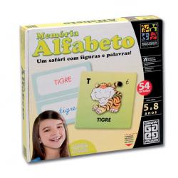 Memória Alfabeto
