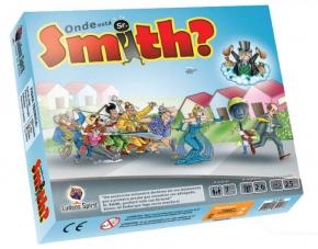 Jogo - Onde Está Sr. Smith?