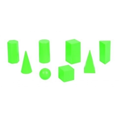 Sólidos Geométricos Plástico