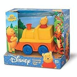 Trenzinho Turma do Pooh